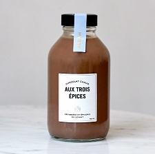 chocolat chaud aux epices
